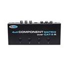 Матричные коммутаторы компонентных, композитных сигналов Gefen