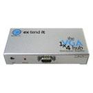 EXT-VGA-145 Gefen усилитель-распределитель сигнала VGA 1:4